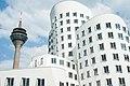 Modern architecture of Düsseldorf, Western Germany, Western Europe. May 6, 2013. (3).jpg