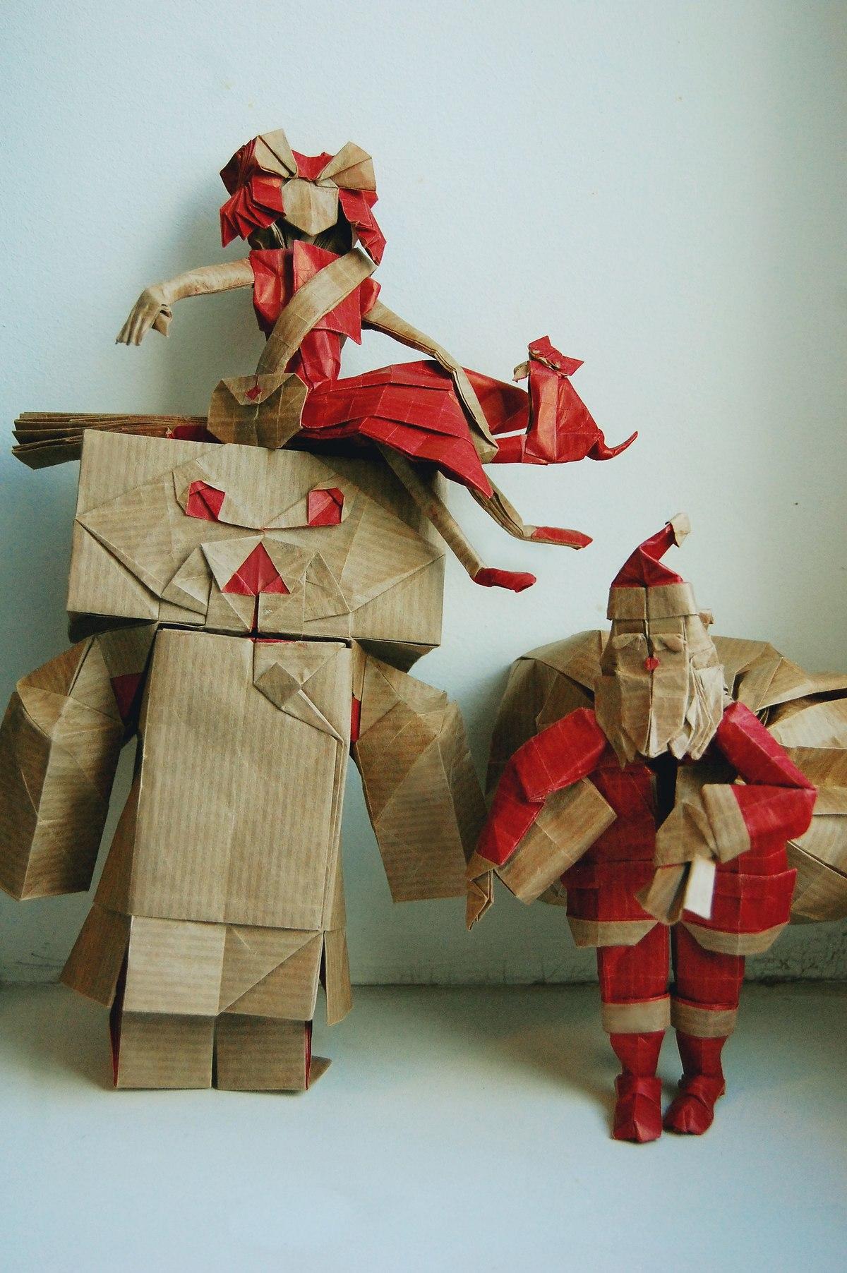 origami � vikipedija