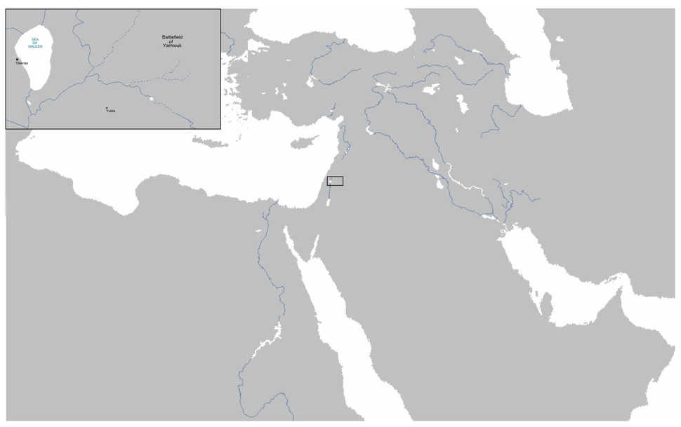 Mohammad-adil-rais-battlefield of yamouk