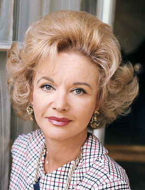 Moira Lister - Lister in 1973