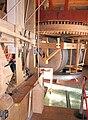Molen Kilsdonkse molen, Dinther, oliemolen kantstenen slagblok.jpg