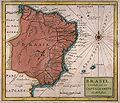 Moll - Brasil, Divided into its Captainships.jpg