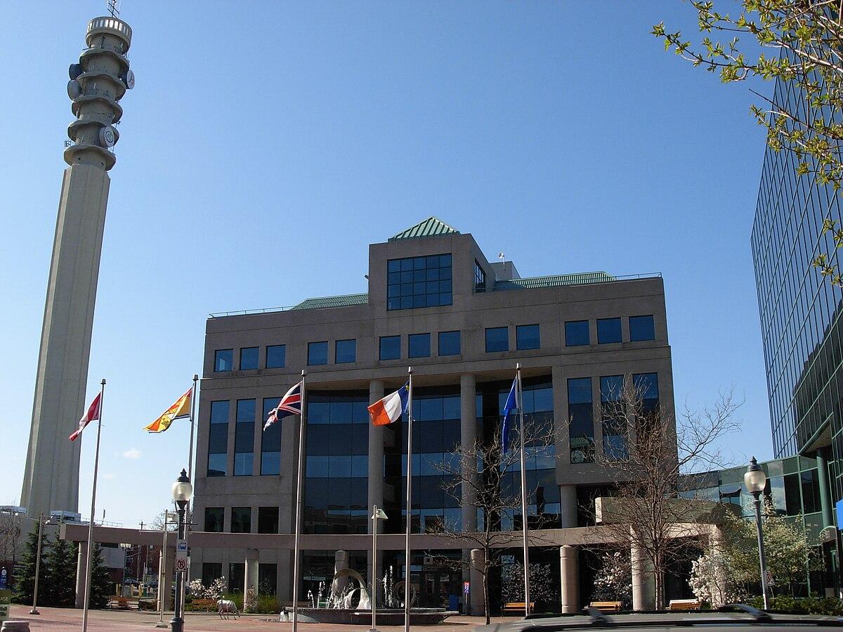 La City Hall Building