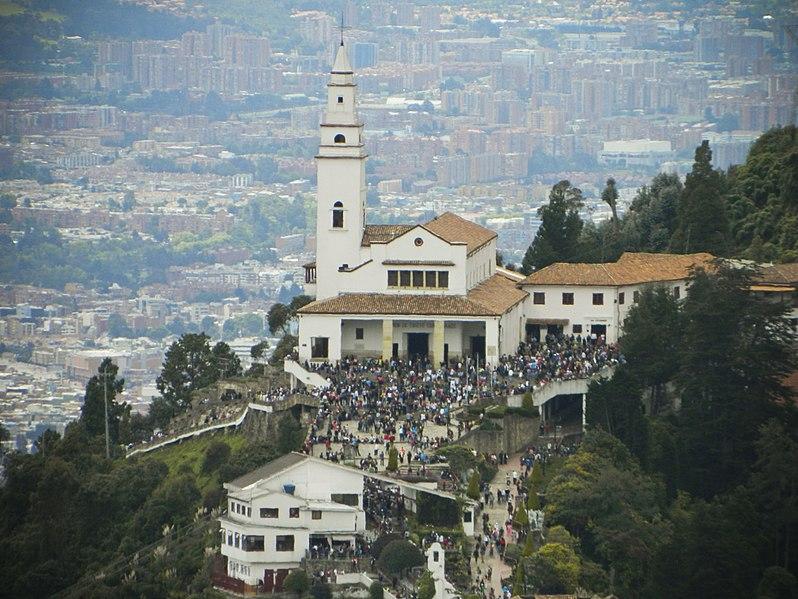 Vivo en Bogotá y te la muestro