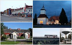 Montage Haukipudas District Oulu.jpg