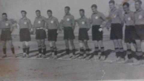 Montakhab Al Shorta in 1937