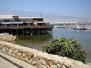 Fisherman's Wharf, Monterey, California - Fisherman's Wharf and Monterey Marina