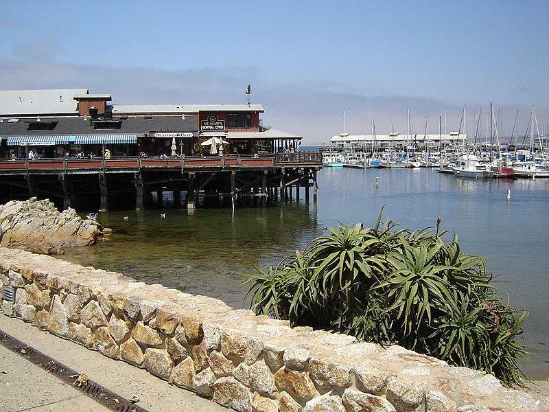 File:Monterey Fishermans Wharf.jpg