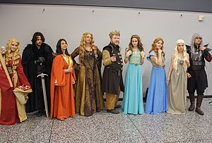 Montreal Comiccon 2016 - Game of Thrones (27643969003).jpg