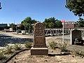 Monument à la mémoire des français reposant à jamais en Algérie et en Outre-mer (cimetière ancien de Villeurbanne) - 2.jpg