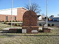 Monument to St. Joseph's Catholic Church in Owensboro.jpg