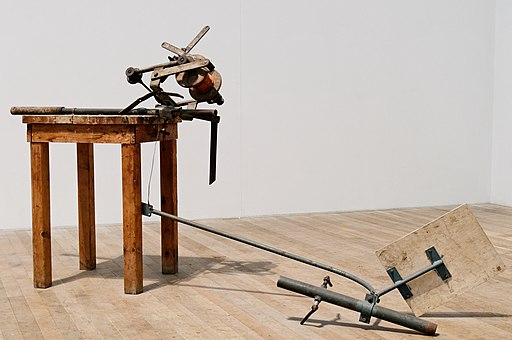 Monument to the Stag Beuys Tate Modern AR00602