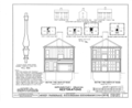 Moody Parsonage, Rockingham, Rockingham County, NH HABS NH,8-ROCK,1- (sheet 19 of 19).png