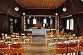 Moosburg Brauhausgasse 1 Evangelisches Germeindehaus Innenraum 28082010 33.jpg