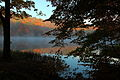 Morning-sunrise-fall-lake-reflections - West Virginia - ForestWander.jpg