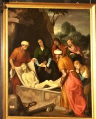 Deposizione di Cristo nel sepolcro (Moroni)
