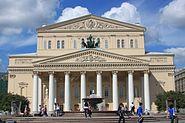 Moscow Bolshoi Theatre 2011