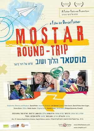 Mostar Round-Trip - Official film poster