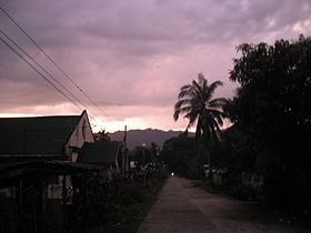 Mount. Annaguan Sunset.JPG