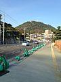 Mount Hinoyama from Shimonoseki, Yamaguchi.jpg