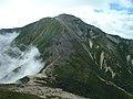 Mount Jonen from Mount Yokotoshi.jpg