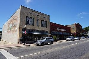 Mount Pleasant, Texas - Madison Avenue in Mount Pleasant