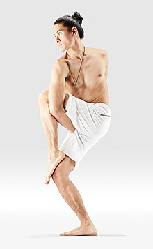 220px Mr yoga bound twist yoga asanas Liste des exercices et position à pratiquer