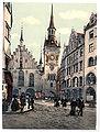 Muenchen Altes Rathaus ca1900.jpg