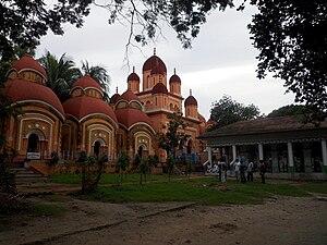 Shyamnagar, West Bengal - MULAJORE KALIBARI
