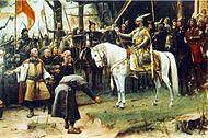 Mihály Munkácsy's painting