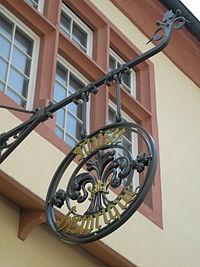 MuséeHistoriqueStrasbourgEnseigne