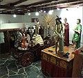 Museo de Arte Sacro de Bembibre - Carroza y copia de Ecce-Homo.jpg