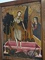 Museu Maricel (interior) 04 Resurrecció (Pere Serra) ca 1400 provinent de l'església de Sant Pere de Cubells.JPG