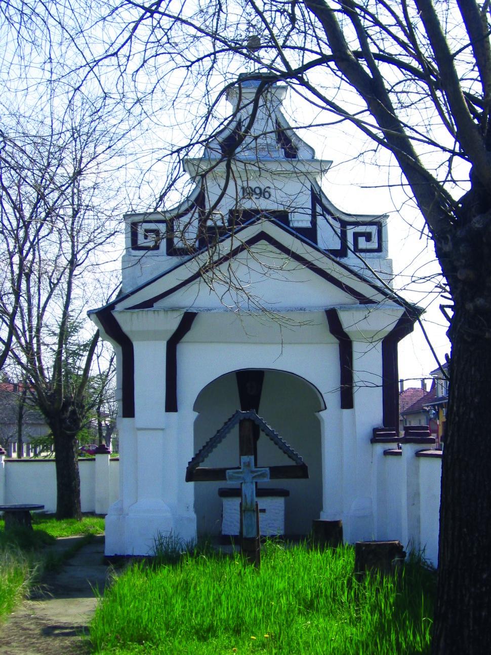 Muzej u Vrbasu, Kapela Vodice