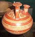 Mycenean sirrup jar in British Museum.jpg
