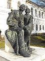 Návay Lajos statue side figure 02.jpg