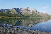 Nıonep'ene Lake in Naats'ihch'oh.jpg
