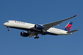 Delta Air Lines Airbus A350-941