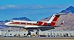 N748MN 1977 GRUMMAN AMERICAN AVN. G-1159 Gulfstream II s-n 215 (30656219254).jpg