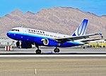N804UA United Airlines 1997 Airbus A319-131 C-N 759 (6462354527).jpg