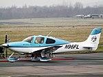 N96FL Cirrus SR22 Turbo (32149838974).jpg