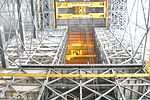NASA KSC Vehicle Assembly Building inside (5139909682).jpg