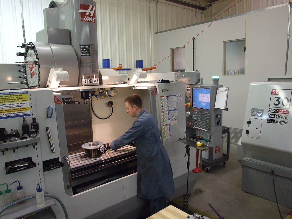 File Nrec Machine Shop Workstation Jpg Wikimedia Commons