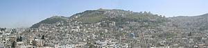 Nablus panorama