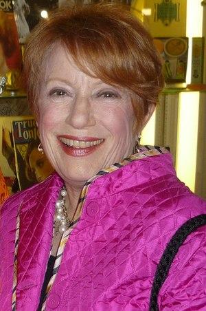 Nancy Dussault - Dussault in May 2010