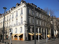Nantes - Allée Cassard - Immeuble au n°1.jpg