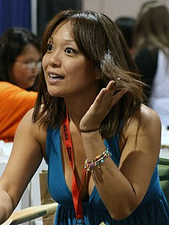 Naoko Mori Japanese actress