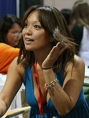 Naoko Mori - Mori at the 2009 San Diego Comic-Con International.