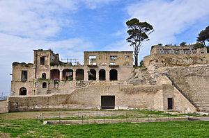 Posillipo - Villa Vedius Pollio