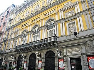 Teatro Bellini, Naples theatre in Naples, Italy